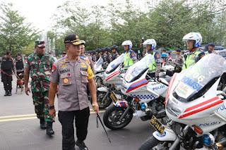 Polda Kalimantan Barat Gelar Operasi Patuh Kapuas 2019