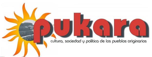 """COMUNIDAD PUKARA: """"MANIFIESTO ¡POR UNA BOLIVIA NUEVA!"""""""
