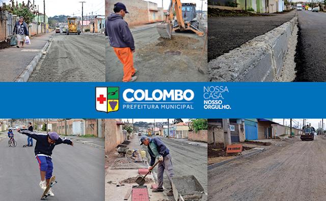 Prefeitura investe em asfalto no Guaraituba