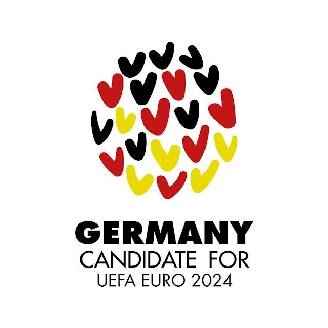 Voting: Mazedonier mit Logo für EM 2024 in Deutschland