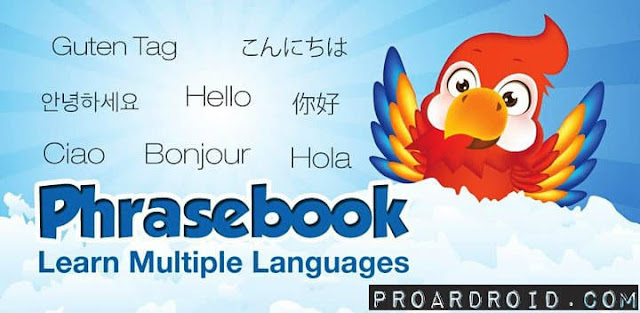 Phrasebook Pro - Learn Languages