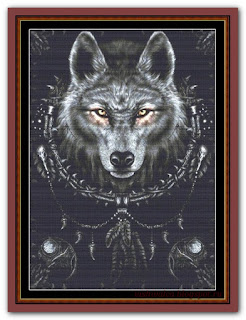 """""""Of The Wolf"""" Witchykitt Designs"""