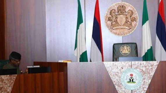 Pres. Buhari absent at Federal Executive Council meeting today