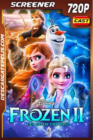 Frozen II (2019) Dvd Screener 720p Castellano