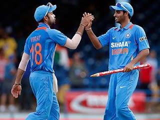 Bhuvneshwar Kumar 4-8 - India vs Sri Lanka 6th Match Tri-Nation Series 2013 Highlights