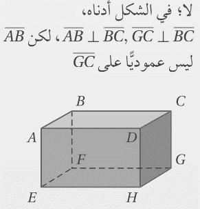 حل تمارين درس 3-2 إثبات توازي مستقيمين - التوازي والتعامد