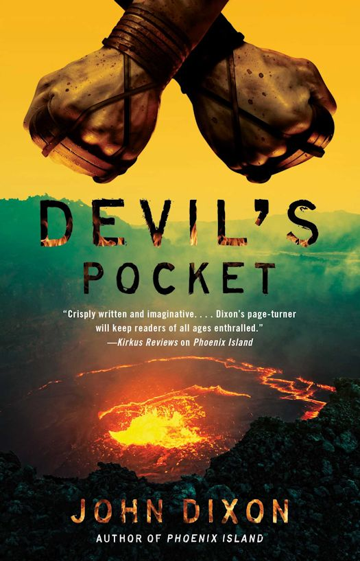 Review: Devil's Pocket by John Dixon