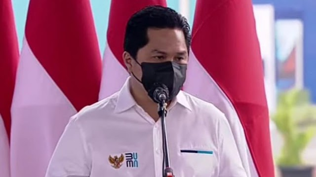 8 Tahun Terus Merugi, Erick Thohir Sebut PT KS Untung Rp800 Miliar