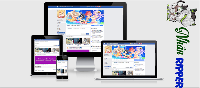 Share Template Facebook Prody V9.5.0- Responsive For Blogspot của Nhân Ripper