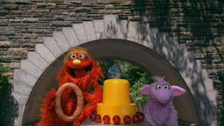 The number of day is 0, Ojevita and Murray, Sesame Street Episode 4312 Elmo and Zoe's Hat Contest season 43