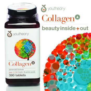 collagen youtheory 390 viên của Mỹ