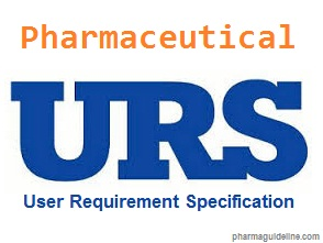 User Requirement Specification Preparation
