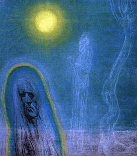 Astral Body and Ghost by Austin Osman Spare