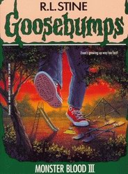 Goosebumps #29 Monster Blood III PDF Download