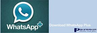 Download WhatsApp Plus MOD Apk Versi Terbaru 2020 Anti Banned