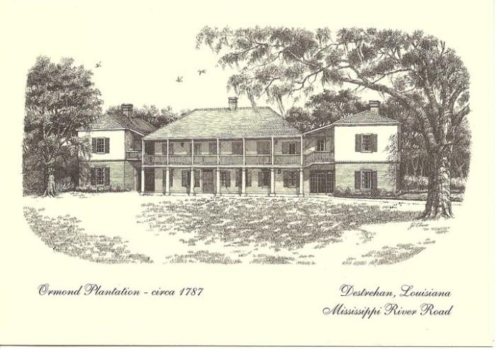 Haunted Nation Ormond Plantation Destrehan La A Revitalized Classic