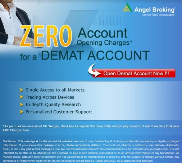 angel broking demat account investment bootstrapping businessman