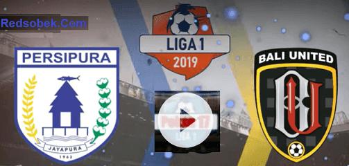 Persipura vs Bali United