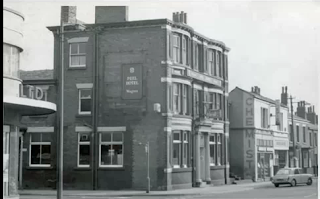 Peel Hotel Higher Bridge Street Bolton