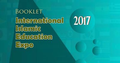 Booklet International islamic Education Expo Tahun 2017