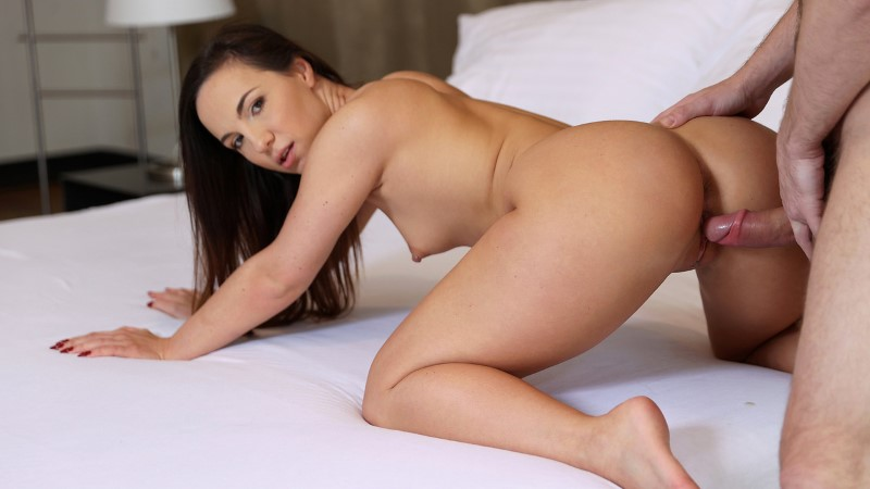 Nubile Films – Here For The Show – Kristy Black