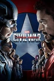 Captain America: Civil War (91%)