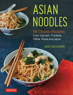 Review of Maki Watanabe's Asian Noodles
