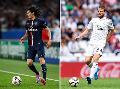 Arsenal to sign Edinson Cavani and Asier Illarramendi