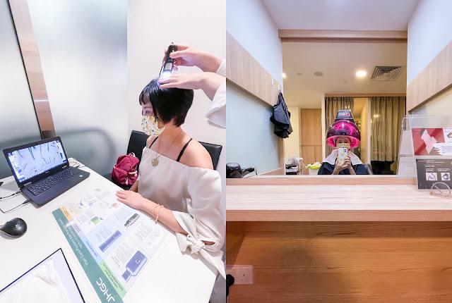 Scalp Treatment at JHGC: Preventing Hair Loss