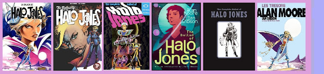 portadas de la balada de halo jones