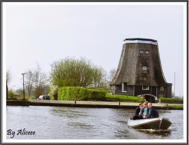 Giethoorn-case-traditionale
