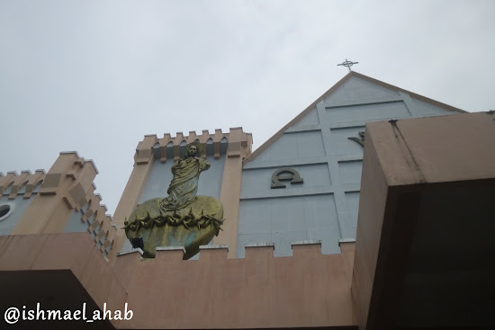Christ the King Cathedral in Tagum, Davao del Norte