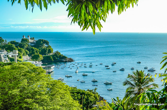 Baía de Todos os Santos, Salvador