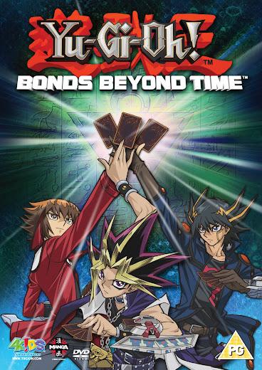 Yu Gi Oh Bonds Beyond Time DVDRip Subtitulos Español 2011