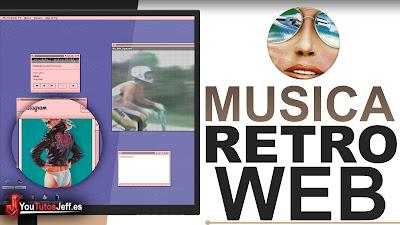 Escapa al Pasado con esta Web de MÚSICA Retro