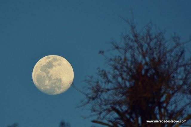 Eclipse lunar mais longo do século 21 ocorre neste mês de julho de 2018