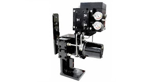 electro-hydraulic damper drive