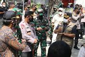 Panglima TNI, Kapolri dan Menkes Kunjungi Puskesmas Pejuang Kota Bekasi