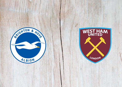 Brighton & Hove Albion vs West Ham United -Highlights 17 August 2019