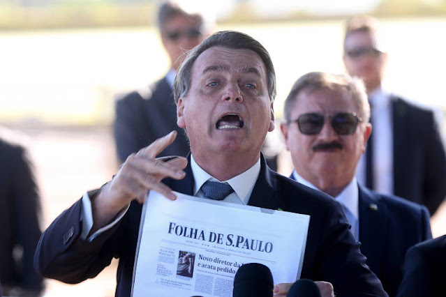 O BRASIL JÁ VIVE SOB UM GOVERNO TOTALITÁRIO