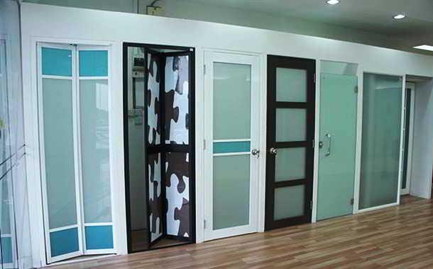 Desain Model Pintu Kamar Mandi Terbaru