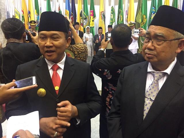 Mendagri Resmi Melantik Plt Gubernur Aceh