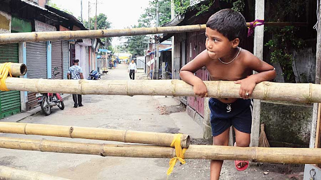 North Bengal lockdown with tighter screws