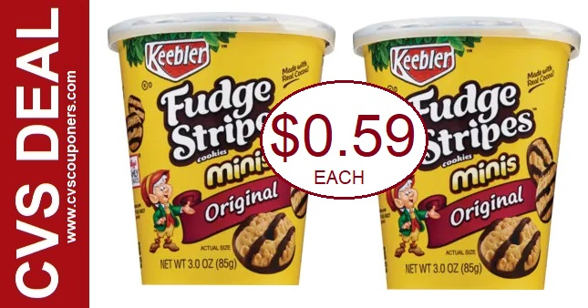 Cheap Keebler Cookie Cups at CVS 4-26-5-2