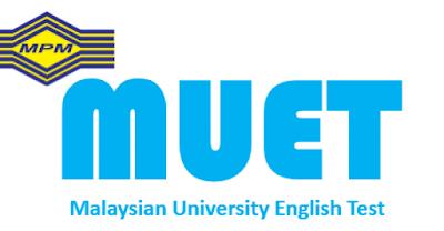Pendaftaran MUET Sesi November 2018 Online