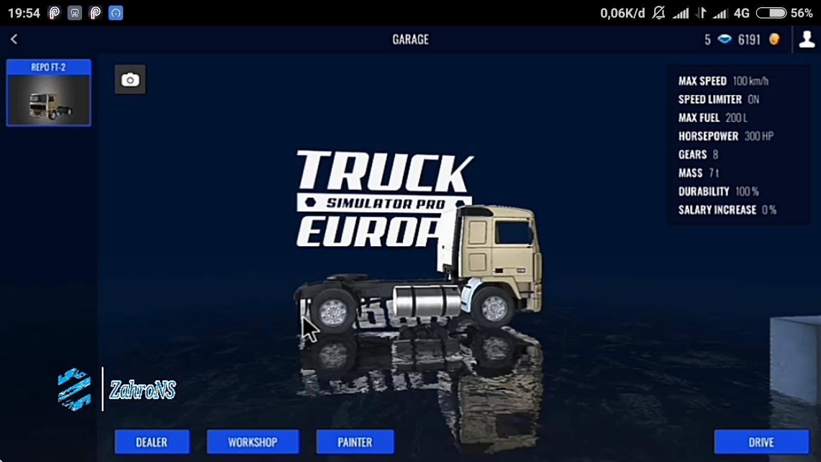 download truck simulator pro europe