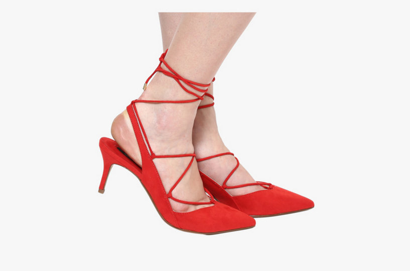 Summer fashion trends 2016, Lace up sandals