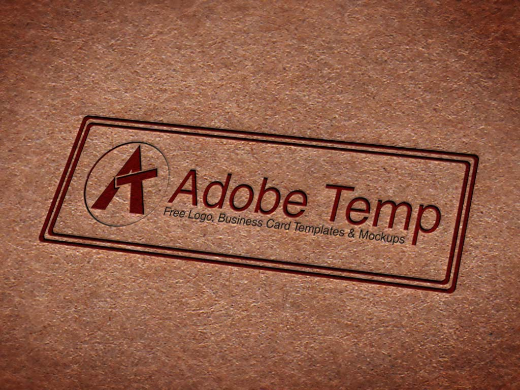 Rough paper logo mockup psd free download adobetempspot rough paper logo mockup psd free download cheaphphosting Image collections