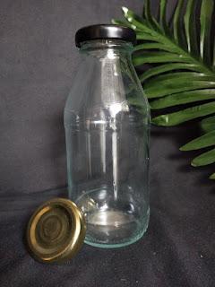 souvenir pernikahan botol kaca surabaya