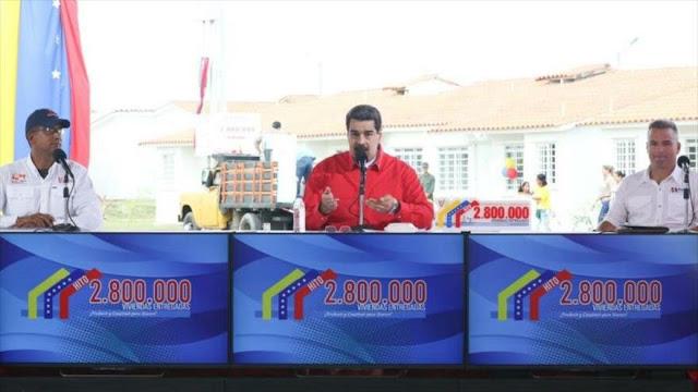 Maduro denuncia que en Colombia preparan 10 planes para matarlo